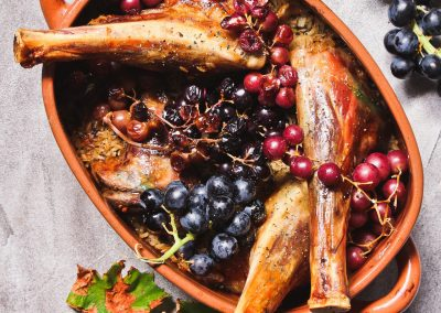 Lambshanks-with-Easter-spices-and-fresh-grapes_