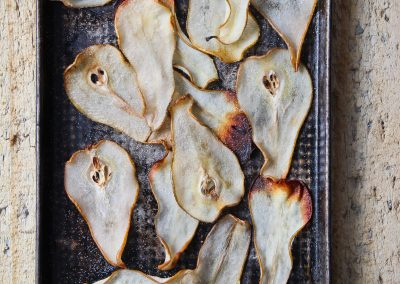 Sliced-Pears